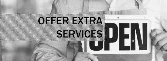 Piodio extra service