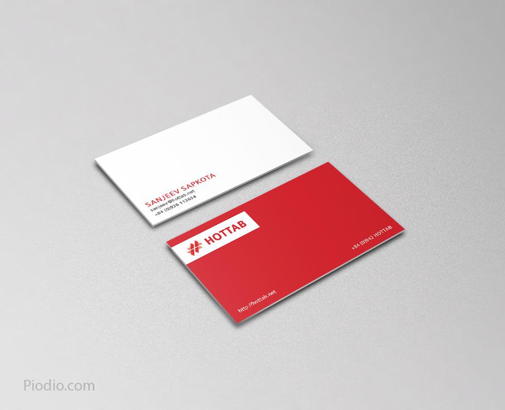 Thiet ke name card hottab2