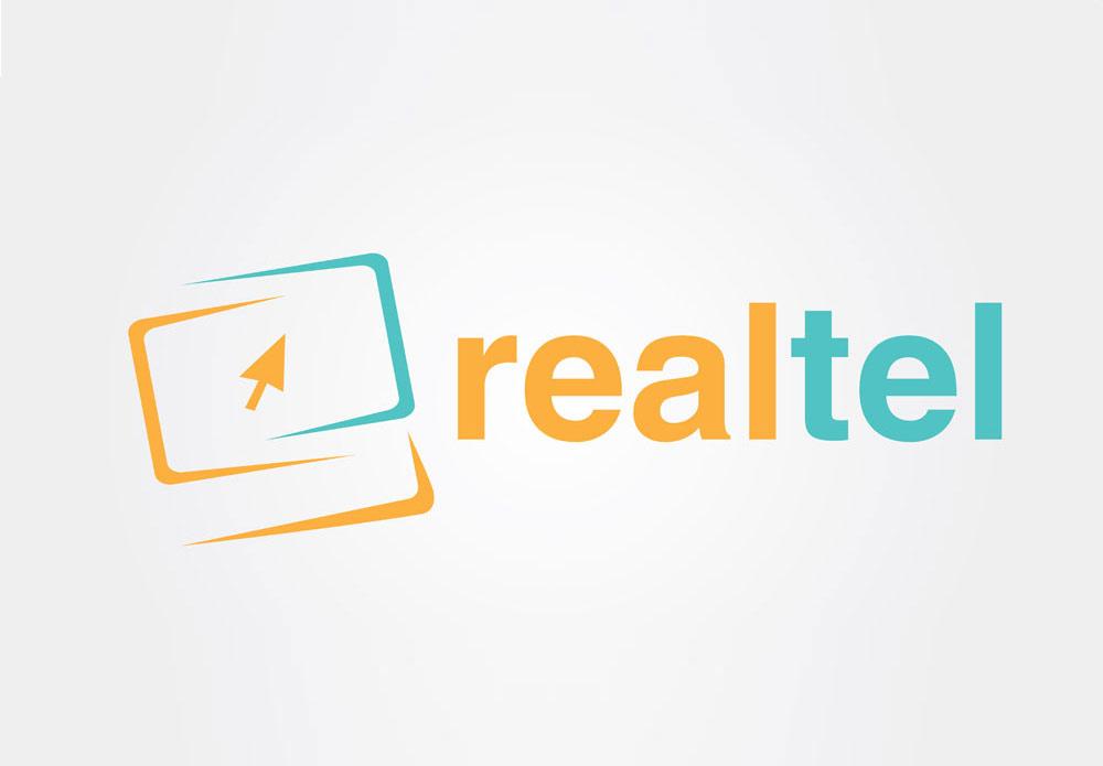 Logo-Realtel - thiet ke Piodio