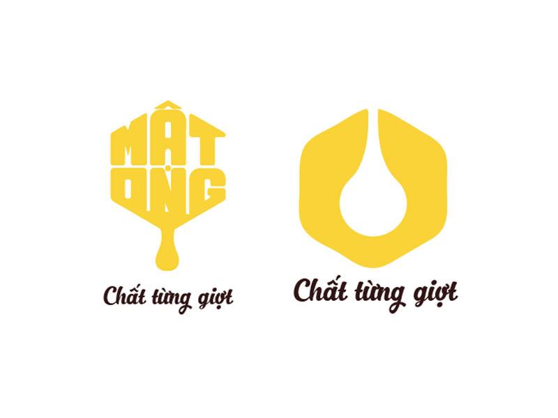 Thiet ke logo Mat ong Mavi