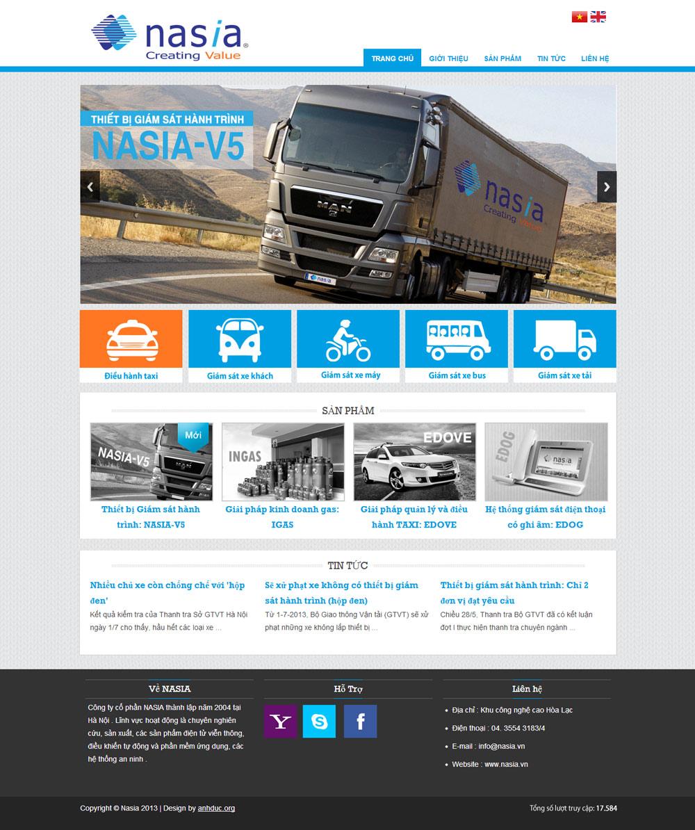 Design website - Piodio